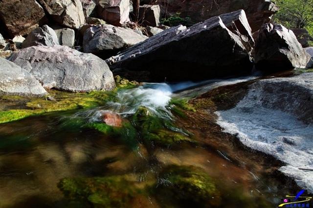 八里沟,南太行深处的绝壁山水